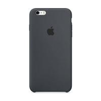 Накладка Silicone Case iPhone 7,8 sky black (18)
