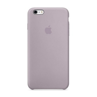 Накладка Silicone Case iPhone 7,8 lavender gray (28)