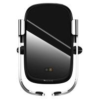 Автодержатель Baseus Rock-solid Electric Holder Wireless