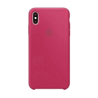 Накладка Silicone Case Full iPhone XR dragon fruit (48)