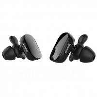 Наушники Bluetooth BASEUS Encok Truly W02 black