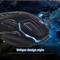 Meetion MT-GM22 Backlit Gaming Mouse RGB black