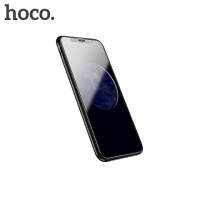 Hoco Moca series full 3D для iPhone X (V5X) black