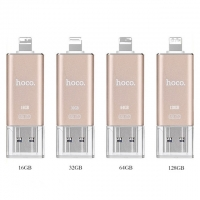 USB Flash Disk Hoco UD2 (MFI) lightning 32GB
