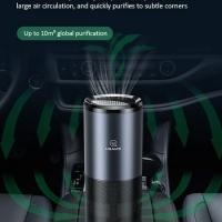Увлажнитель воздуха USAMS US-ZB169 Portable UVC Air Purifier