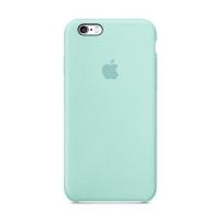 Накладка Silicone Case iPhone 7,8 sea blue (21)