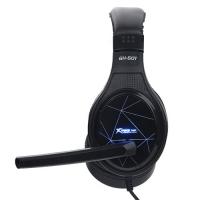 Игровые наушники XTRIKE GH-501 BK Wired headphone