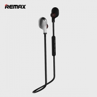 Наушники Remax Sports Bluetooth Earphone S-18 Black