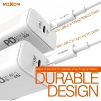 Зарядное устройство MOXOM для iphone 12 (MX-HC25)