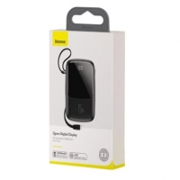 Power bank Baseus Q pow Digital Display 3A 10000mAh