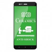 Защитное стекло Ceramic Xiaomi Mi 5X/A1 Black
