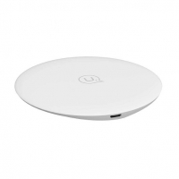 USAMS Wireless Fast Charging Pad US-CD24 (10W, 1A) white