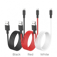 Hoco X29 Superior style charging  Lightning red