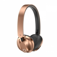 Baseus Encok Wireless Headphone D01 Blush Gold