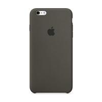Накладка Silicone Case iPhone 7,8 sky gray (15)