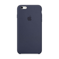Накладка Silicone Case iPhone 7,8 SE 2020 dark blue (8)