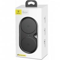 БЗУ Baseus dual wireless plastic style
