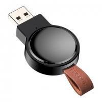 БЗУ Baseus Dotter Wireless Charger for Watch Lightning/ Black