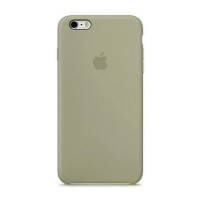 Накладка Silicone Case iPhone 7,8 pebble (23)
