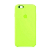 Накладка Silicone Case iPhone 7,8 lawn green (56)