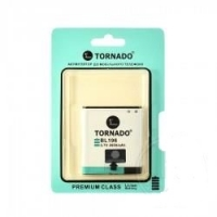 АКБ Tornado Premium Lenovo BL196 (P700i)