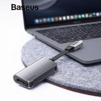 Baseus Little box TYPE-C to HDMI+Type-C PD smart HUB