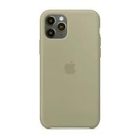 Накладка Silicone Case iPhone 11 Pro Max pebble (23)