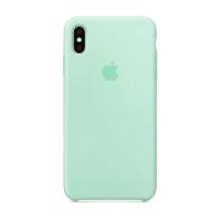 Накладка Silicone Case Full iPhone XR sea blue (21)