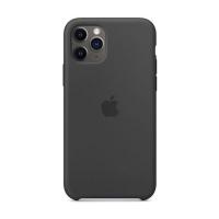 Накладка Silicone Case Full iPhone 11 Pro Max black (18)