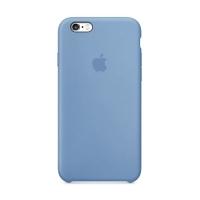Накладка Silicone Case iPhone 7,8 sky azure (24)