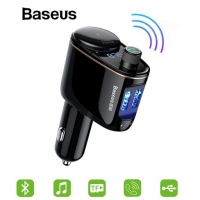 FM-трансмиттер BASEUS Locomotive Bluetooth MP3