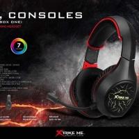 Игровые наушники XTRIKE GH-710 Wired gaming headphone