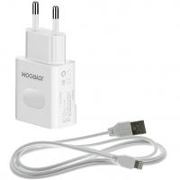 СЗУ JOYROOM L-M226 with lightning (2USB, 2.4A)