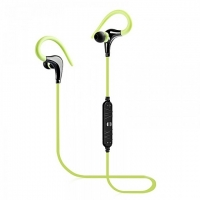 Наушники AWEI A890BL Bluetooth green