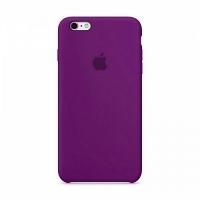 Накладка Silicone Case iPhone 7,8 purple (34)