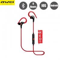Наушники AWEI A890BL Bluetooth red