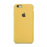 Накладка Silicone Case iPhone 7,8 shiny gold (29)