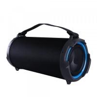 Портативная колонка Bluetooth Beecaro K1202 black & blue