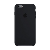 Накладка Silicone Case iPhone 7,8 SE 2020 black (18)