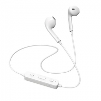 Наушники Bluetooth Borofone BE22 FreeRun Sports white