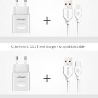 СЗУ Joyroom L-L221 2USB 2A + Lightning cable White