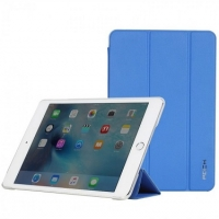 Чехол rock Touch Series для iPad mini 4 blue
