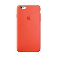 Накладка Silicone Case iPhone 7,8 sky peach (30)