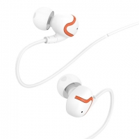Bluetooth наушники HOCO ES19 Joy sound sports white