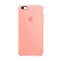 Накладка Silicone Case iPhone 7,8 pink (12)