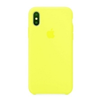 Накладка Silicone Case Full iPhone X, XS flash (41)
