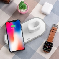 БЗУ Hoco CW21 Wisdom 3-in-1 wireless charger