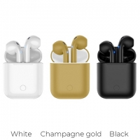 Наушники  Hoco ES28 black Original series apple