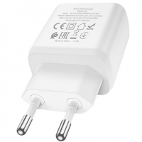 CЗУ HOCO N5 Favor dual port PD20W+QC3.0 charger set (Type-C TO Type-C)