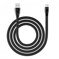 Кабель Hoco U57 Twisting Type-C black